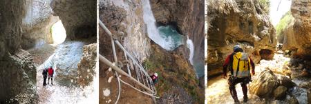 Aventura en el Puente de Todos los Santos