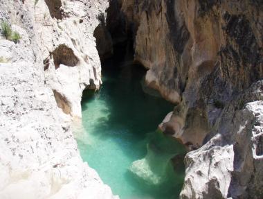 Barranco de la Peonera Inferior